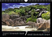 La Digue Seychellen... best of (Wandkalender 2018 DIN A4 quer) - Produktdetailbild 1