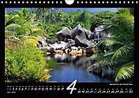 La Digue Seychellen... best of (Wandkalender 2018 DIN A4 quer) - Produktdetailbild 4