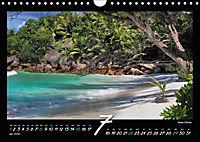 La Digue Seychellen... best of (Wandkalender 2018 DIN A4 quer) - Produktdetailbild 7