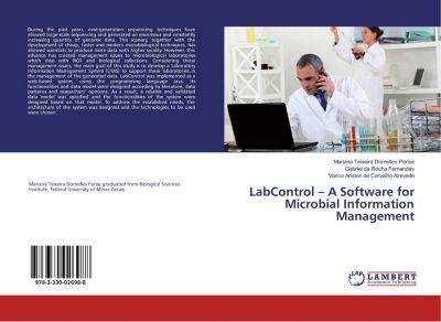 LabControl - A Software for Microbial Information Management, Mariana Teixeira Dornelles Parise, Gabriel da Rocha Fernandes, Vasco Ariston de Carvalho Azevedo