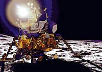 Landing On The Moon Like A Cartoon (Posterbuch DIN A2 quer) - Produktdetailbild 9