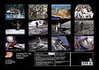 Landing On The Moon Like A Cartoon (Posterbuch DIN A2 quer) - Produktdetailbild 13