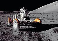 Landing On The Moon Like A Cartoon (Posterbuch DIN A2 quer) - Produktdetailbild 7