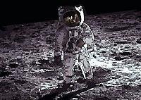 Landing On The Moon Like A Cartoon (Posterbuch DIN A4 quer) - Produktdetailbild 10