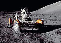 Landing On The Moon Like A Cartoon (Posterbuch DIN A4 quer) - Produktdetailbild 7