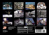Landing On The Moon Like A Cartoon (Posterbuch DIN A4 quer) - Produktdetailbild 13