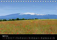 Landschaften des Mont Ventoux (Tischkalender 2018 DIN A5 quer) - Produktdetailbild 4