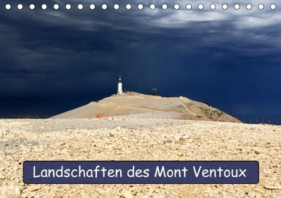 Landschaften des Mont Ventoux (Tischkalender 2018 DIN A5 quer), Jean François LEPAGE ©