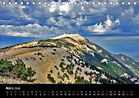 Landschaften des Mont Ventoux (Tischkalender 2018 DIN A5 quer) - Produktdetailbild 3