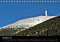 Landschaften des Mont Ventoux (Tischkalender 2018 DIN A5 quer) - Produktdetailbild 12