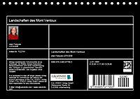 Landschaften des Mont Ventoux (Tischkalender 2018 DIN A5 quer) - Produktdetailbild 13