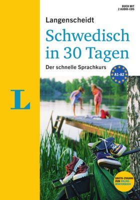 Langenscheidt Schwedisch in 30 Tagen, m. 2 Audio-CDs, Elisabeth Timmermann, Paola Kucera