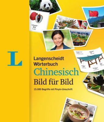 Langenscheidt Wörterbuch Chinesisch Bild für Bild