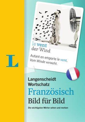 Langenscheidt Wortschatz Französisch Bild für Bild