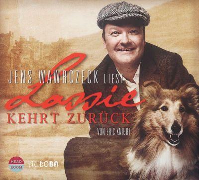 Lassie kehrt zurück, 4 Audio-CDs, Eric Knight