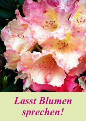 Lasst Blumen sprechen! (Posterbuch DIN A4 hoch), Art-Motiva