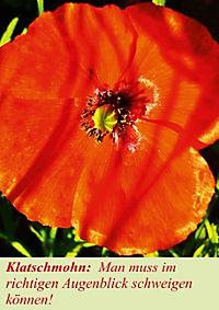 Lasst Blumen sprechen! (Posterbuch DIN A4 hoch) - Produktdetailbild 7