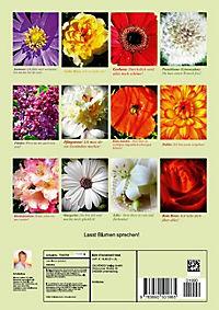 Lasst Blumen sprechen! (Posterbuch DIN A4 hoch) - Produktdetailbild 13