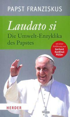 Laudato si, Franziskus Papst
