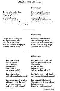 Lauter Lyrik, Der  kleine Conrady - Produktdetailbild 2