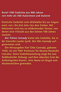 Lauter Lyrik, Der  kleine Conrady - Produktdetailbild 1