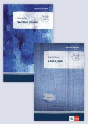 Lavi's Jean / Sombre Dessin, 2 Bde., Eugénie Ribault