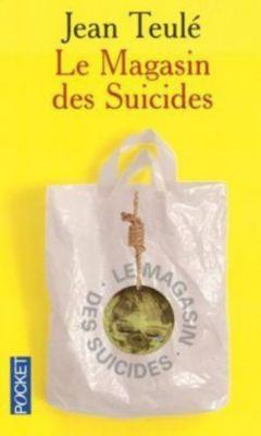 Le magasin des suicides, Jean Teulé