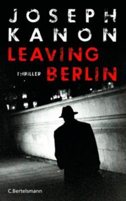 Leaving Berlin, Joseph Kanon