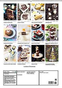 Leckere Brownies (Wandkalender 2019 DIN A2 hoch) - Produktdetailbild 13