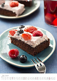 Leckere Brownies (Wandkalender 2019 DIN A2 hoch) - Produktdetailbild 7