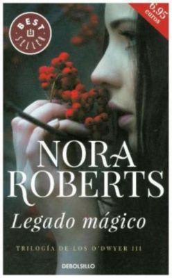 Legado mágico, Nora Roberts