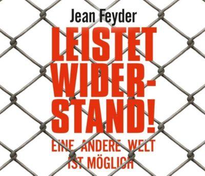 Leistet Widerstand!, 5 Audio-CDs, Jean Feyder