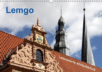 Lemgo (Wandkalender 2018 DIN A3 quer), Martina Berg