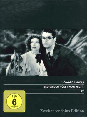 Leoparden küsst man nicht, DVD