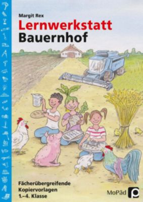 Lernwerkstatt: Bauernhof, Margit Rex