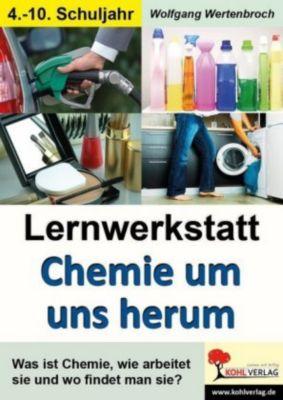 Lernwerkstatt Chemie um uns herum, Wolfgang Wertenbroch