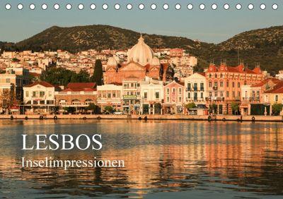 Lesbos - Inselimpressionen (Tischkalender 2018 DIN A5 quer), Winfried Rusch