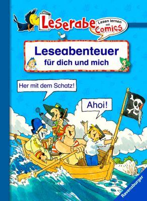 Leseabenteuer für dich und mich, Rüdiger Bertram, Martin Klein, Usch Luhn