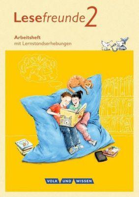 Lesefreunde, Östliche Bundesländer und Berlin 2015: 2. Schuljahr, Arbeitsheft, Marion Gutzmann, Irene Hoppe, Alexandra Ritter, Michael Ritter