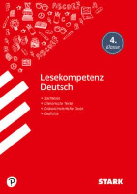 Lesekompetenz Grundschule Deutsch 4. Klasse