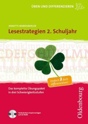 Lesestrategien 2. Schuljahr, mit CDR, Annette Webersberger