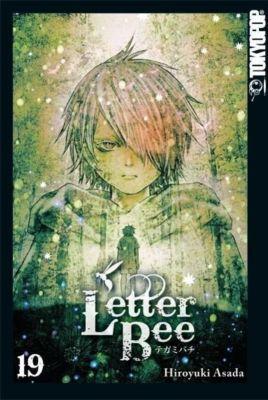Letter Bee, Hiroyuki Asada