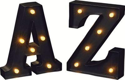 Leuchtbuchstaben A-Z, klein