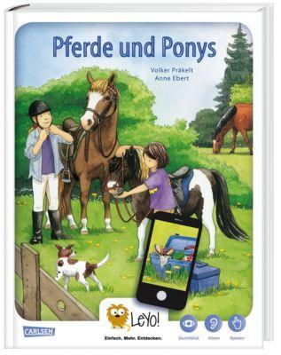 LeYo!: Pferde und Ponys, Volker Präkelt, Anne Ebert