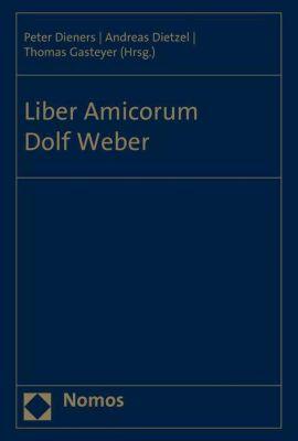 Liber Amicorum Dolf Weber