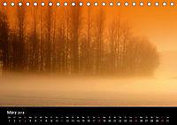 Lichter der Natur (Tischkalender 2018 DIN A5 quer) - Produktdetailbild 3