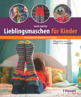 Lieblingsmaschen für Kinder, Kate Oates
