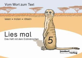 Lies mal!: H.5 Das Heft mit dem Erdmännchen, Peter Wachendorf, Jan Debbrecht