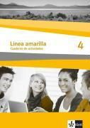 Línea amarilla: Bd.4 Cuaderno de actividades, m. Audio-CD