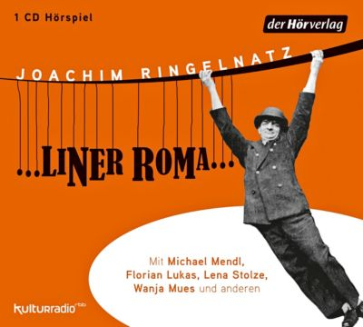 ...liner Roma..., CD, Joachim Ringelnatz
